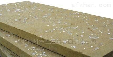 砂浆纸岩棉复合板 外墙超轻岩棉