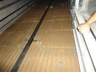 100公斤高密度黄色岩棉保温管