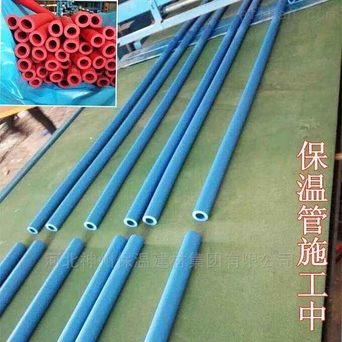 16*7mm红色橡塑海绵管