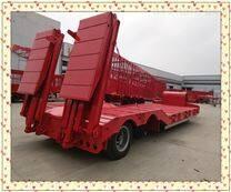 100吨重型低平板机械运输车如何使用空调