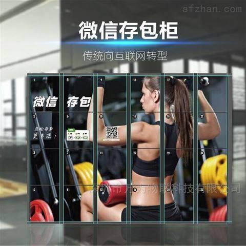 智能场景储物柜定制厂家体育馆储物系统