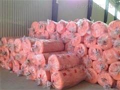 100mm厚彩色岩棉保温毡近期报价