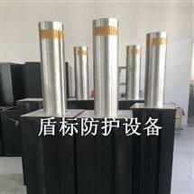 DB浙江台州电子伸缩停车场电动液压升降柱