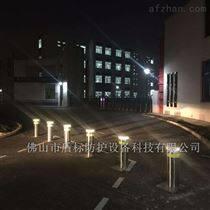 大門隱形攔路樁 遙控全自動液壓升降路樁