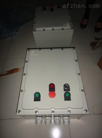 一控一防爆型水泵控制箱