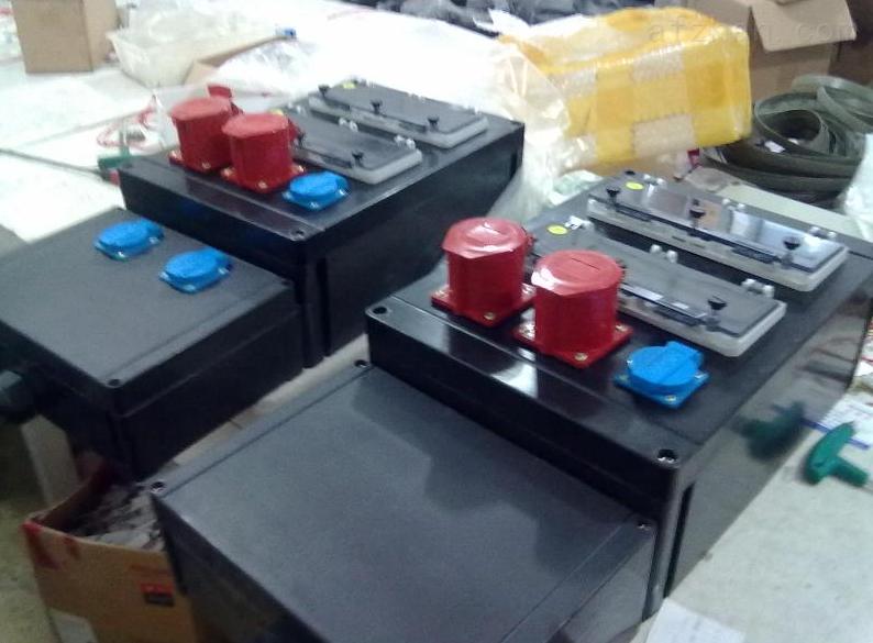 粉尘防水防爆动力配电箱