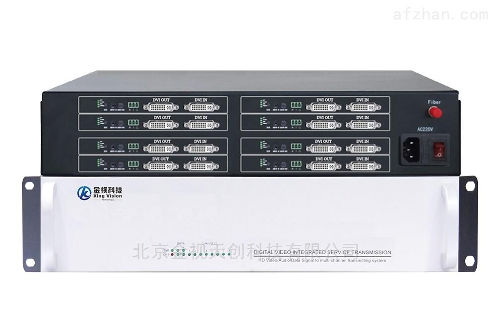 8路DVI无压缩高清光端机