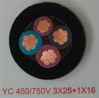 YC橡套电缆Y-C-代表什么意思