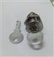 JK628 卡巴锁 全铜锁 机柜锁 伸缩机械锁