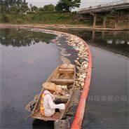 夏季河道拦截水草用红色浮筒批发