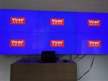 维康3×2贵州贵阳液晶拼接屏案例