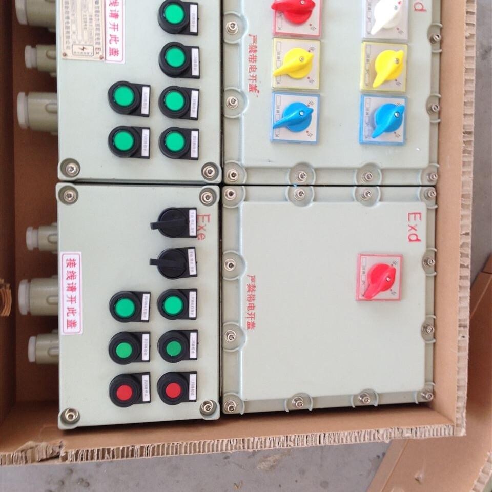 BXM51六回路防爆照明配电箱