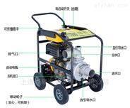 伊藤柴油消防自吸泵YT30DPE-2廠家