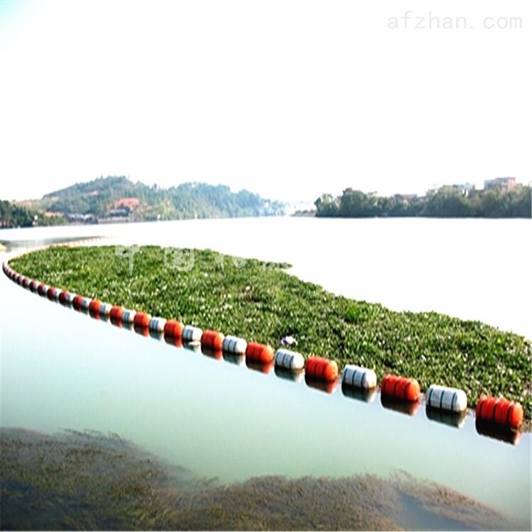 宁波湖泊大面积拦污浮筒
