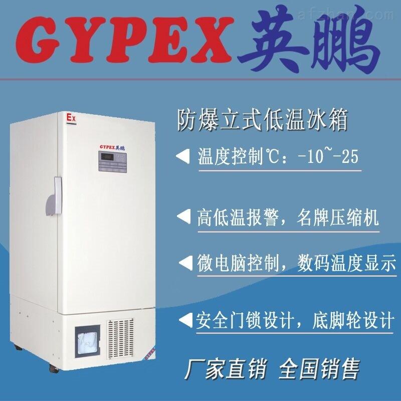 郴州市立式低温防爆冰箱