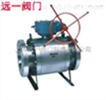 天然气高压球阀Q347F-64/100/160