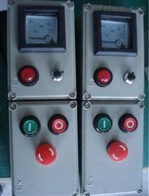 氨水泵防爆操作箱
