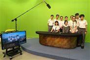 虚拟抠像 校园电视台直播录播系统