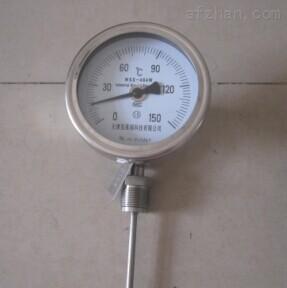 武汉指针双金属温度计价格