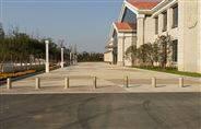 新疆吐鲁番全主动挡车器景区不锈钢升降柱