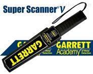 Garrett SuperScanner手持金属探测器