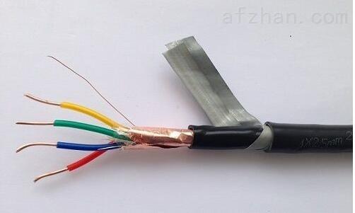DJFF计算机电缆结构|氟聚合物绝缘及护套