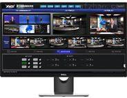高清4K虚拟演播室直播系统 可上门搭建
