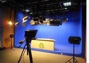 万影通虚拟演播室字幕包装灯光建设