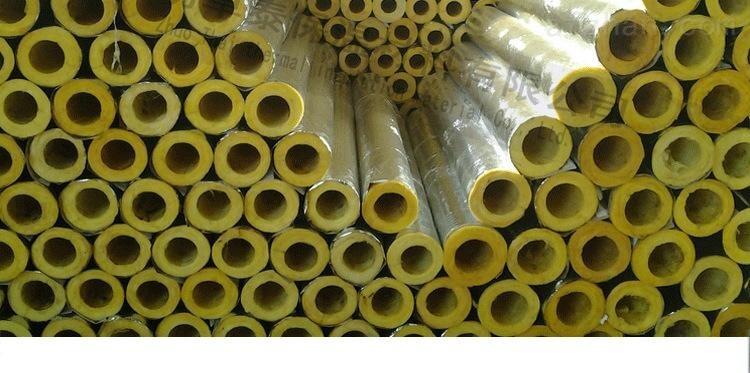 加筋铝箔贴面橡塑管