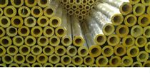 防火铝箔贴面玻璃棉管