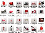 强盾泡沫灭火设备 闭式泡沫水喷淋装置  3C认证厂家