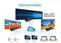 济南网络中控视频矩阵高清音视频信号处理