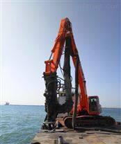 国际化JHW系列液压泥浆泵-挖机用潜水清淤泵