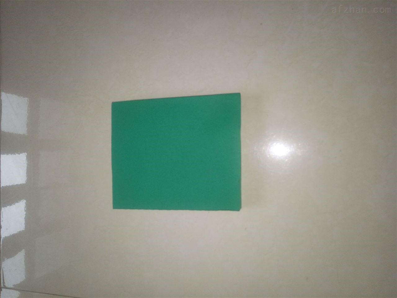 绿色隔音橡塑板厂家报价