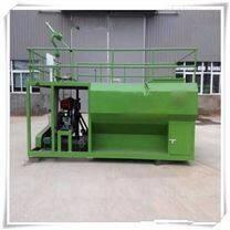 液压喷播机绿化专用设施