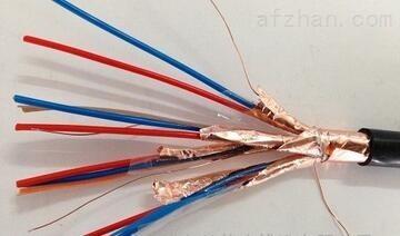 DJYJP2V22计算机电缆结构-铜带分屏蔽、铠装