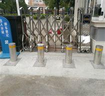 小学门口安全防护桩-荆门升降防撞柱路桩