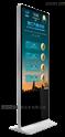 落地式电子广告屏互动式人脸识别大屏