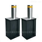 DB阻车液压伸缩柱 自动型防冲撞金属柱