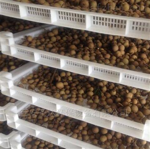 带壳水果烘干机空气能荔枝干燥设备