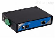 导轨式工业级网络光端机