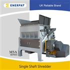 MSA-N1500编织袋粉碎机 单轴破碎机厂家 德国进口刀片