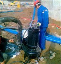 桥墩打桩潜水抽泥泵 桩基泥浆泵 耐磨渣浆泵