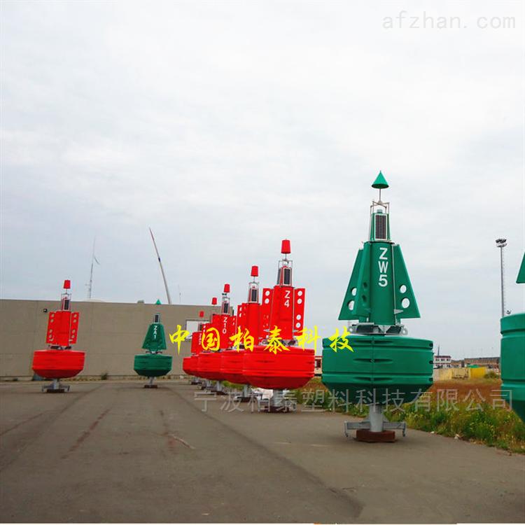 海洋用塑料浮标 聚乙烯滚塑填充浮标厂家
