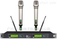 雙通道無線麥克風UHF真分集(雙手持/領夾)