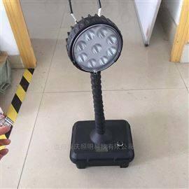 FW6105落地式應急探照燈/LED27W移動燈/批發