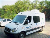 ZWIN-AQMS10型車載式環境監測