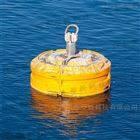 海上悬挂锚链浮标PE塑料航标