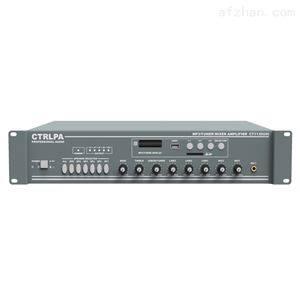 带前置合并广播功放带USB接口收音MP3播放器