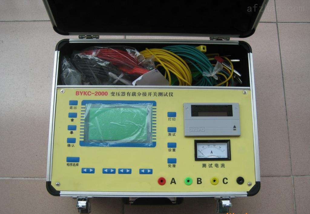 电力变压器有载开关测试仪